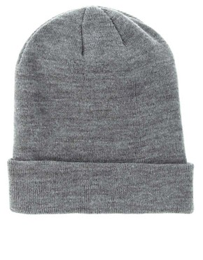 Image 2 ofASOS Boyfriend knit beanie