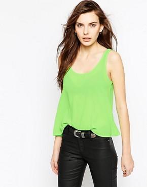 Glamorous Bright Vest Top