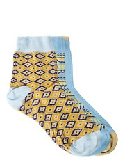 ASOS 3 Geo Pack Socks