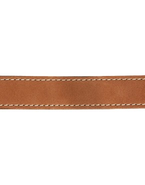 Image 4 ofASOS Edge Stitch Leather Belts