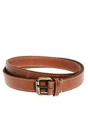ASOS Edge Stitch Leather Belts