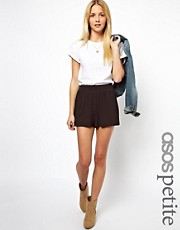 ASOS PETITE Culotte Shorts