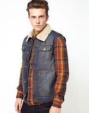 Revolution Denim Gilet
