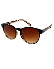 Quay Eyewear Round Sunglasses