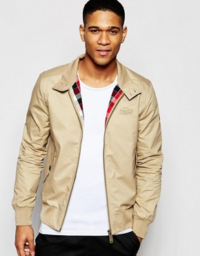 Superdry Harrington