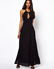 ASOS Maxi Dress With Strappy Back