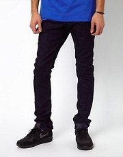 Kr3w Jeans Slim Tapered Raw