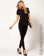 ASOS Maternity Leggings With Studding