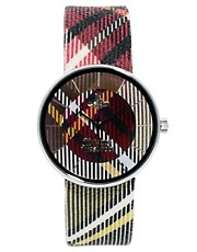 Vivienne Westwood Tartan Watch