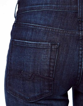Image 3 of7 For All Mankind Mid Rise Bootcut Los Angeles Dark Jeans