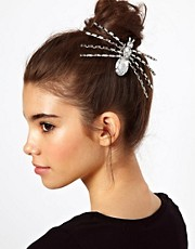 ASOS Spider Hair Brooch