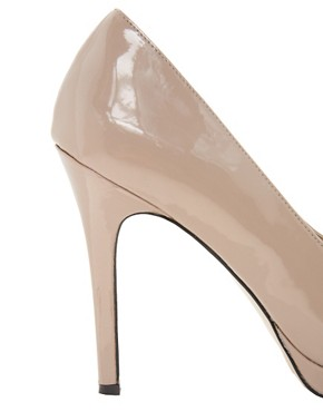 Image 3 ofASOS PIXIE Platform Peep Toe Shoes
