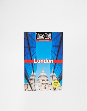 Time Out London 22nd Edition Book