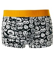 Paul Smith Monster Trunks