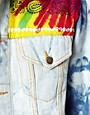 Image 3 ofReclaimed Vintage Denim Jacket with Acid Wash Tie-Dye Panels