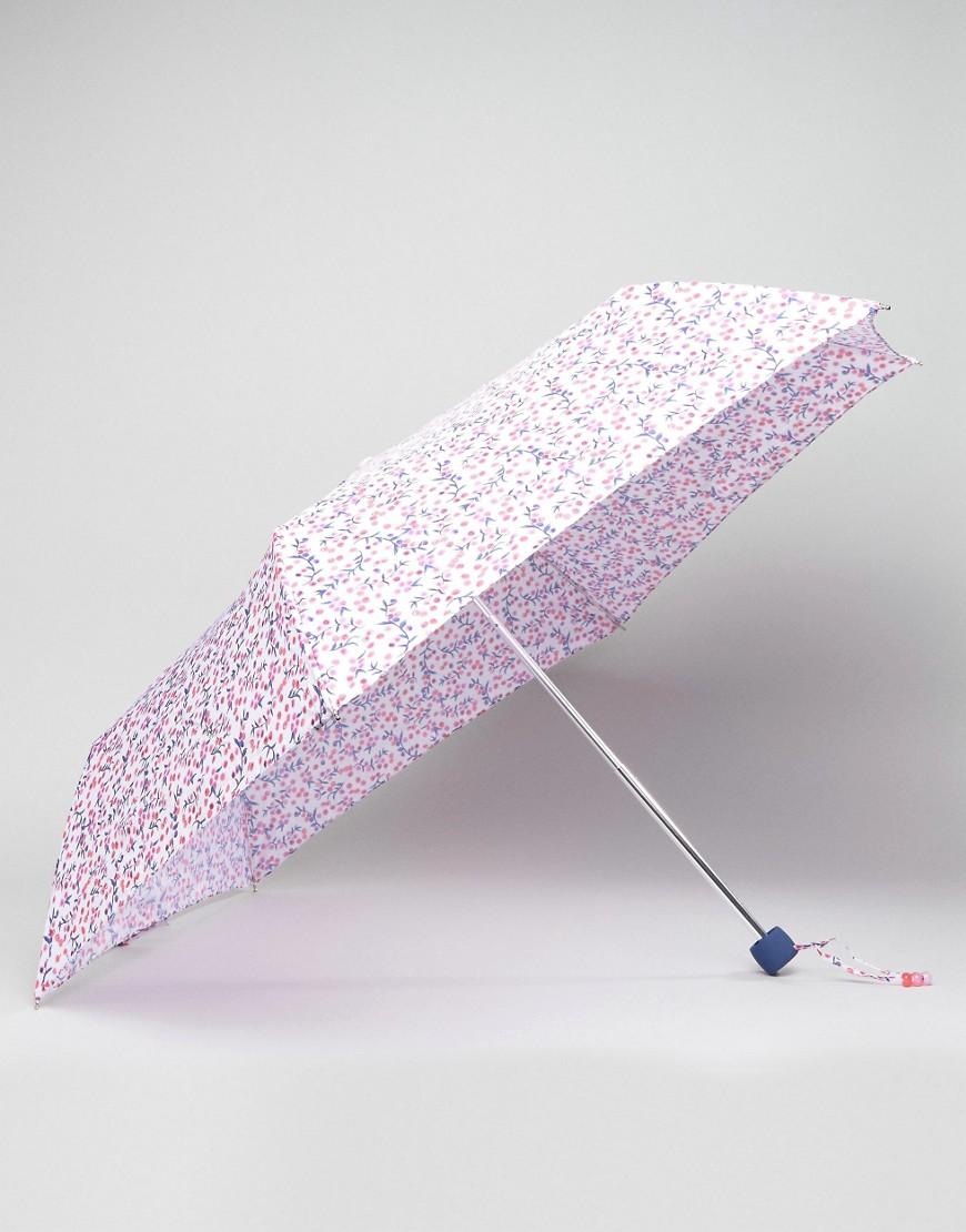 fulton-berry-blemish-parapluie-compact-rouge