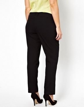 Image 2 ofASOS CURVE Peg Trouser
