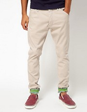 Chinos tapered 5PKT de 55DSL