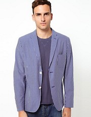 J Lindeberg Jacket Slim Stripe