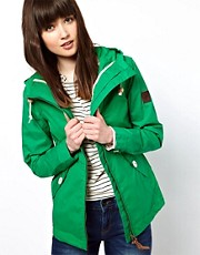 Penfield  Kapuzenjacke mit Reiverschluss