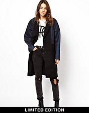 ASOS Limited Edition Contrast Coat