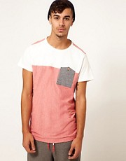 Supremebeing T-Shirt Reverse One Pocket