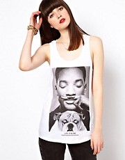 Eleven Paris Will Smith Moustache and Dog Vest