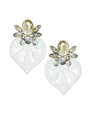 ASOS Ornate Cut Out Earrings