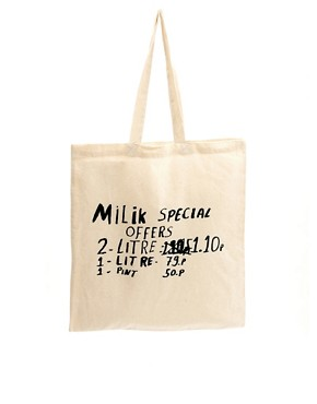 Image 1 ofBorders &amp; Frontiers Milk Shopper