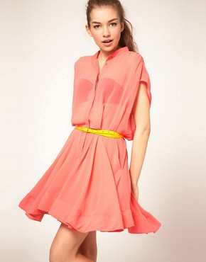 Image 1 ofFull Circle Exclusive To ASOS Shirt Dress