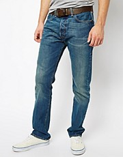 Levi&#39;s  501  Gerade geschnittene Jeans