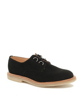 Image 1 ofMark McNairy Crepe Sole D-Ring Shoes
