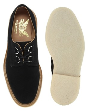 Image 3 ofMark McNairy Crepe Sole D-Ring Shoes