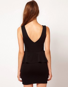 Image 2 ofPearl Peplum Dress