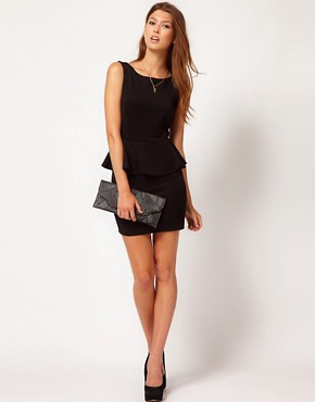 Image 4 ofPearl Peplum Dress
