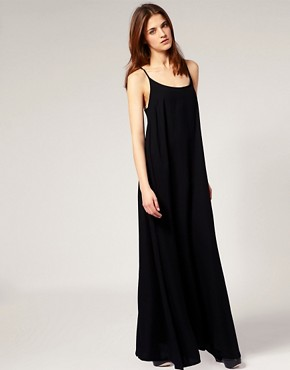 Image 1 ofStaple  Not So Simple  Strappy Maxi Dress