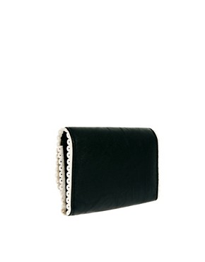 Image 2 ofNew Look Frill Edge Detail Purse