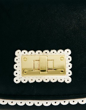 Image 3 ofNew Look Frill Edge Detail Purse