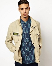 Barbour Cotton Motorcycle Jacket