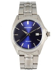 Sekonda Silver Bracelet Watch