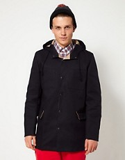 Hentsch Man Anorak Marine