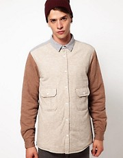 Self Quilted Overshirt