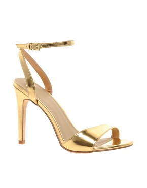 Image 1 ofASOS HUSTLE Heeled Sandals