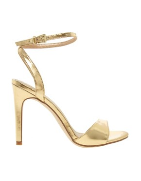 Image 4 ofASOS HUSTLE Heeled Sandals