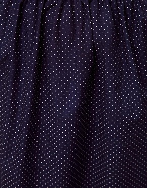 Image 3 ofSunspel Boxer Waist Cotton Skirt