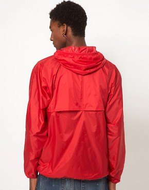 Image 2 ofK Way Claude Full Zip Cagoule
