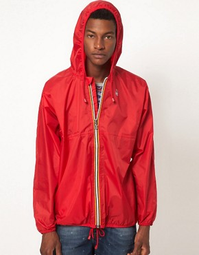 Image 1 ofK Way Claude Full Zip Cagoule