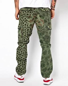 Image 2 of10 Deep Trouser Chameleon Camo