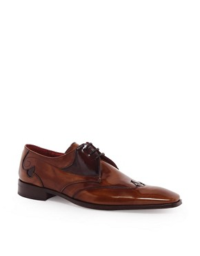Image 1 of Jeffery West Wing Cap Shoes
