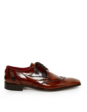Image 4 of Jeffery West Wing Cap Shoes